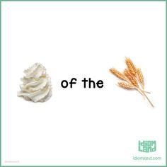 Idiom of the day: Cream of the crop.  #idiom #idioms #english #learnenglish