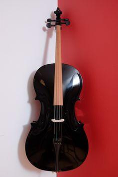 Black Cello..... High Polished Ebony