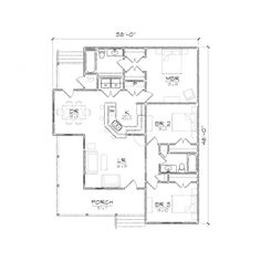 duplex on corner lot house plans with garage. duplex. home plan