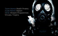 Robot Pirates Wallpapers, Pakistani Hackers ~ PCbots Blog