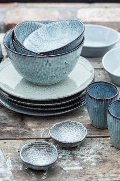 Blogg Home and Cottage: De vakre blåtonene | Keramikk fra Brost fra 49,- til 249,-