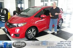 Very good experience, fair price and excellent service. Diana Hunter was very courteous and professional. I will buy from her again! -Jody and Sandra Castle, Thursday, June 18, 2015 http://www.fentonhondaoflongview.com/?utm_source=Flickr&utm_medium=DMaxxPhoto&utm_campaign=DeliveryMaxx