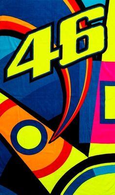 Foto Valentino Rossi, Valentino Rossi Helmet, Valentino Rossi Yamaha, Velentino Rossi, Duke Bike, Wallpaper Iphone Neon, Vr46, Motosport, Moto Bike