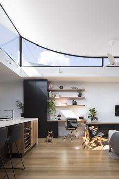 Curvy House | Ben Callery Architects | Archello