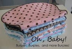 Burp Cloth Patterns Free