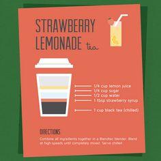 10 Recipes for Starbucks' Secret Menu | FWx