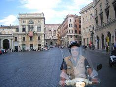 Calles de Roma-Italia-Producciones Vicari.(Juan Franco Lazzarini)