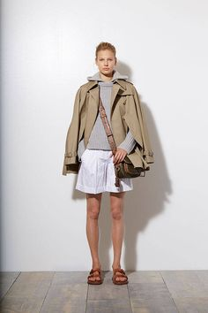See All The Looks From Michael Kors Resort 2015