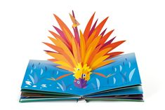 Book Funny Birds by Philippe UG