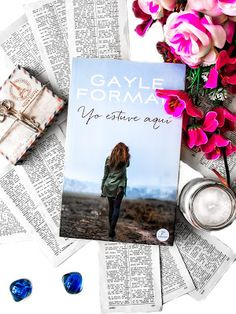 Once Upon a Book: Reseña | Yo Estuve Aquí - Gayle Forman Polaroid Film, Cover, Books, Losing Someone, Note Cards, Novels, Libros, Book, Book Illustrations