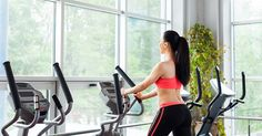 Tone Your Butt While Torching Calories With This Elliptical Workout via @POPSUGARFitness