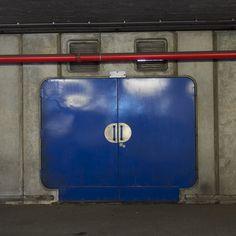 Rotterdam, parkeergarage