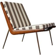 Boomerang Chair By Hvidt & Moelgaard