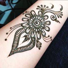 Henna ink idea