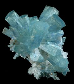 Beryl var. Aquamarine from Erongo Mountains, Damaraland, Namibia