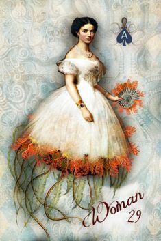 Coming Soon. The Siren's Song Lenormand! - CarrieParis.comCarrieParis.com