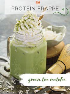 Protien Shake Recipes, Vanilla Shake Recipes, 310 Shake Recipes, Arbonne Shake Recipes, Vanilla Protein Shakes, Healthy Protein Shakes, Protein Smoothie Recipes, Tea Recipes, Drink Recipes