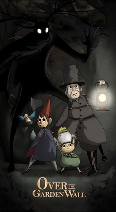 devicon i absolutely love everything about over the garden wall seriously its amazing - Over The Garden Wall Poster
