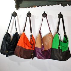 Rabat Leather Hobo