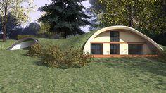 maison bioclimatique NaturaDome de NaturaDream