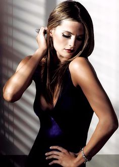 "Stana Katic from ""Castle"""