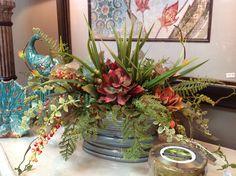 Floral at something special. Spring floral arrangement ideas.