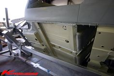Lancia Stratos full chassis restoration done by Kreissieg - Teamspeed.com Alfa Romeo, Maserati, Restoration, Exotic Cars, Refurbishment