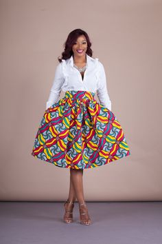 30 Stylish Ankara Styles to Try Right Now. If you are searching for some of the hottest styles this season, you need to read this article to discover some of the most stunning Ankara dresses, skirts, tops, and pants. African Fashion Ankara, Ghanaian Fashion, African Inspired Fashion, African Print Fashion, Nigerian Fashion, African Dresses For Women, African Attire, African Wear, African Women