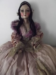 Boudoir Doll With Sleep Eyes