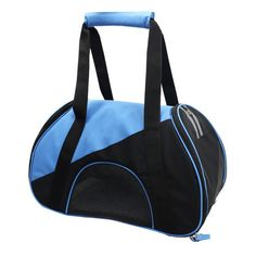 Airline Approved Contoured Zip-n-go Pet Carrier