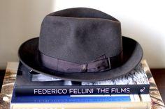 the three f: NEW RANDOM STUFF    source: www.thethreef.com    #Borsalino #Hat