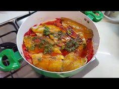 חריימה דגים מרוקאים - Moroccan Baked Fish Recipe - YouTube