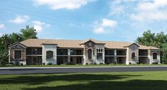 Bromelia New Home Plan in Verandas: Treviso Bay 2 Sty by Lennar