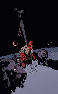 Mike Mignola's Favorite Artwork From Hellboy's Last 20 Years
