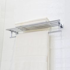FREE SHIPPING! Shop Wayfair for Vigo Allure Wall Mounted Towel Rack - Great Deals on all Furniture products with the best selection to choose from!
