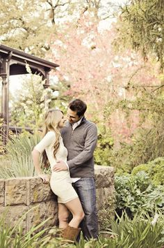 Engagement session at Beringer Vineyard in Napa Valley | Photo by http://whiteivoryphotography.com
