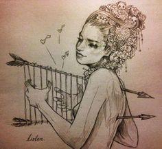 Thibaut Bachelier: Chiara Bautista