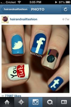 AWSOME nails!!