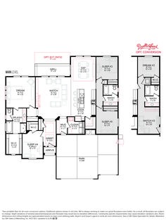 Sawtooth 2740 Floor Plan Beautiful Floor Plan