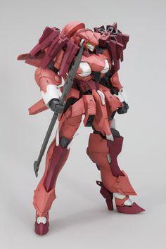 #007 SA-17 ラピエール フレームアームズ FRAME ARMS Kotobukiya