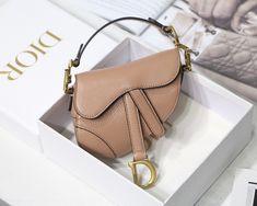 Christian Dior super mini saddle pouch handbag Kate Spade, Pouch, Handbags, Dior Bags, Christian Dior, Fashion, Dior Handbags, Moda, Totes