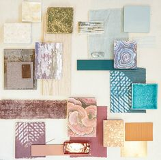 A Mood Board Masterclass for Architects and Interior Designers - Eclectic Trends Eclectic Design, Interior Design, Mood Board Interior, Material Board, Master Class, Decoration, Design Projects, Gallery Wall, Trends