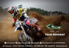 Rizky HK Rehobat Team 2017 Grasstrack Indonesia National Championship  #xtremerated #xclub #foxracing #grasstrack #indonesia