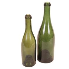 "Antique 2 Piece Avignon Champagne Bottle  France - 1800""S  Small: 10""H x 3""D  ($219.00)  $69.00  Joss and Main"