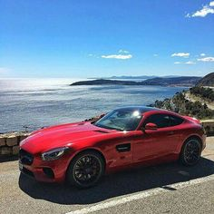 One of my favorite coupes Mercedes Amg Gt S, Mercedez Benz, Daimler Ag, Old School Cars, Benz S, American Muscle Cars, Car Pictures, Car Pics, Fast Cars