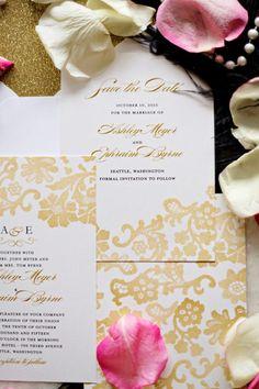 Wedding Stationery - Belle The Magazine
