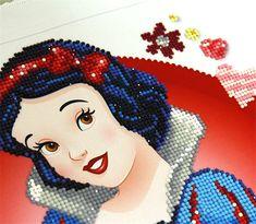 Disney Diamond Painting Kit Dotz ART Princess BELLE/'S WORLD 40 x 40 cm