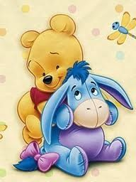 images of errore from winnie the pooh - Yahoo Image Search Results Winnie The Pooh Nursery, Winne The Pooh, Winnie The Pooh Quotes, Disney Winnie The Pooh, Cute Disney, Disney Art, Disney Stuff, Pooh Bebe, Animated Screensavers