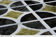 Moderne Tierhaut Teppiche U2013 Kyle Bunting Design #bunting #design #moderne  #teppiche #