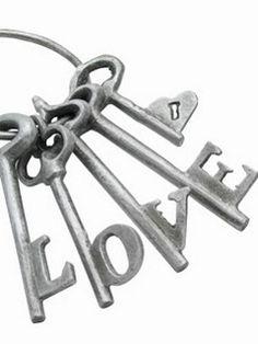 i <3 keys.